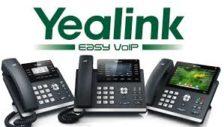 Yealink Desk Top IP Phones
